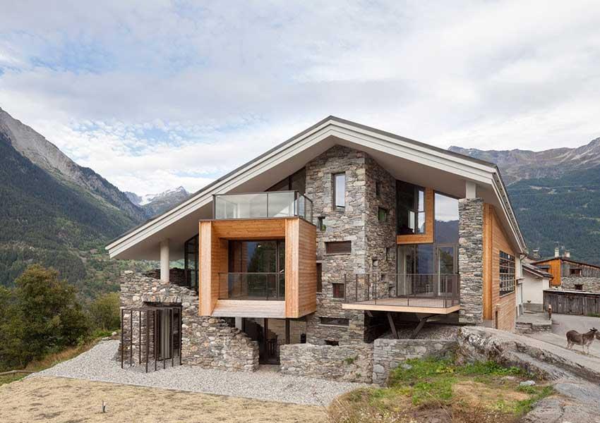 Casa-De-Montaña